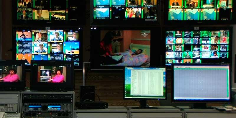 Сетевая инфраструктура медиалогистики